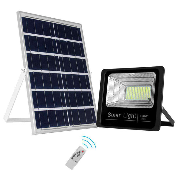 Solar Flood Lights - 100w