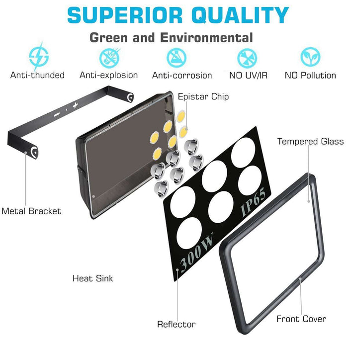Reflector Flood Light - 300w