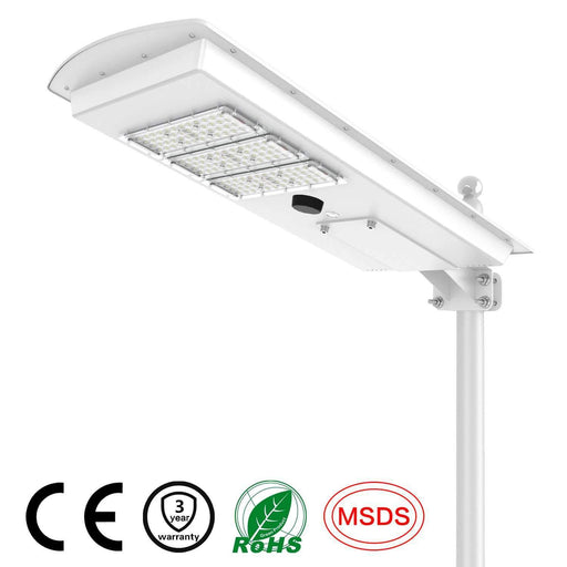 50w T Series Solar Street Light