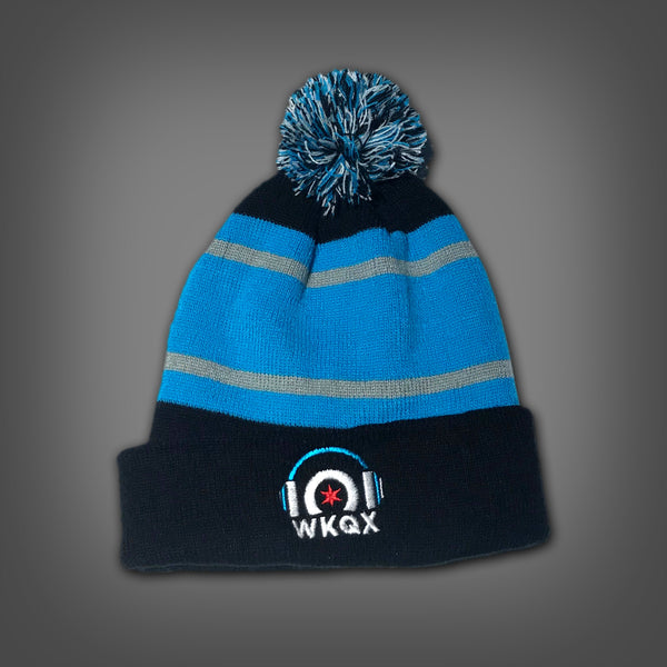 101WKQX Beanie Hat Original Price $20 NOW $15!!  Act Fast!