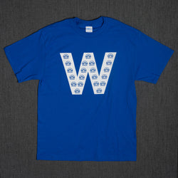 NorthSide 'W'KQX Tee - LIMITED EDITION!