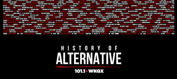 History of Alternative Limited Edition 24x18 Poster