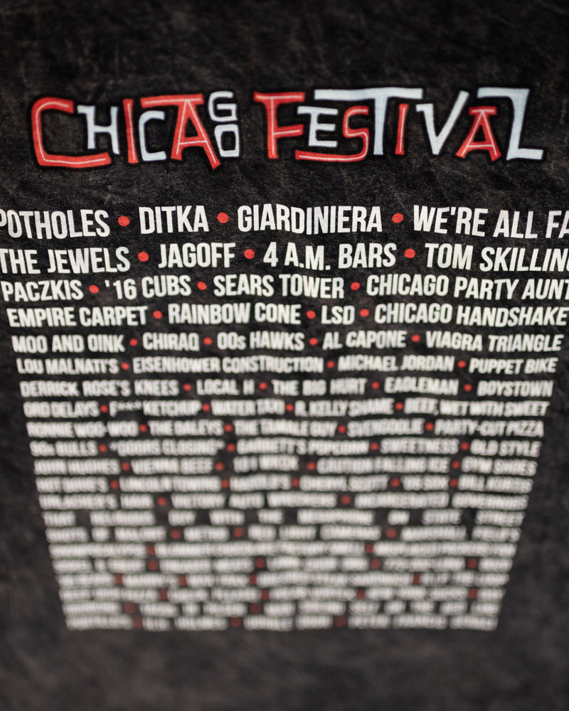 Chicago Festival Tee - Limited Edition!