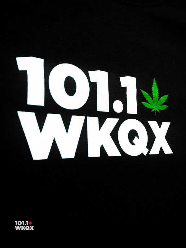"New from our shirt dispensary: The KQX ""bud"" tee!"