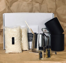 Load image into Gallery viewer, Candle Making Kit- 2 candles