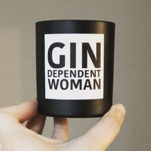 Load image into Gallery viewer, Gin dependent woman