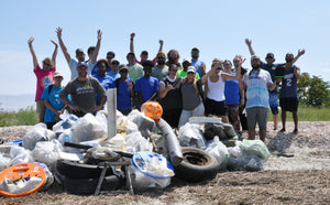 Pleasure Beach Cleanup