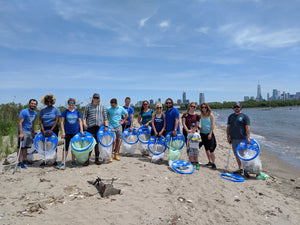 Liberty State Park - World Ocean's Day Cleanup