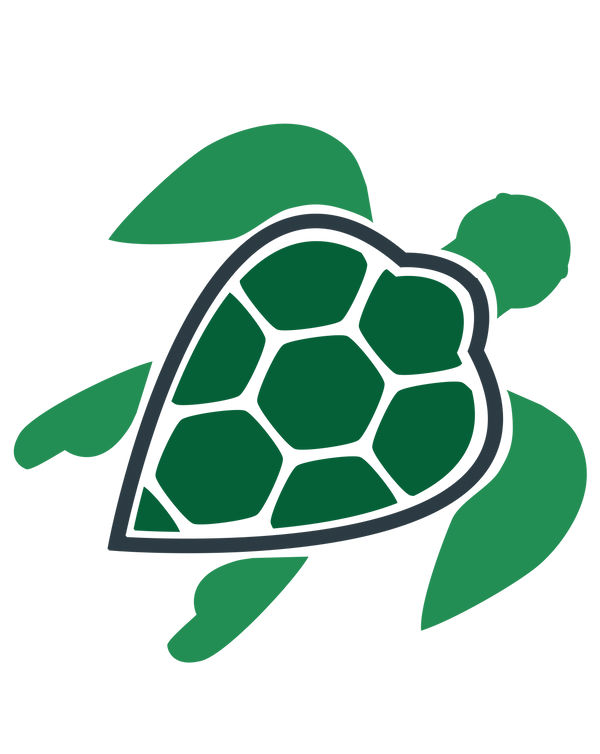 the clean earth project turtle sticker