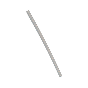 clear reusable straw