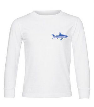 Shark Unisex Toddler Jersey Long Sleeve Tee