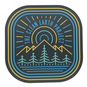 forest logo sticker