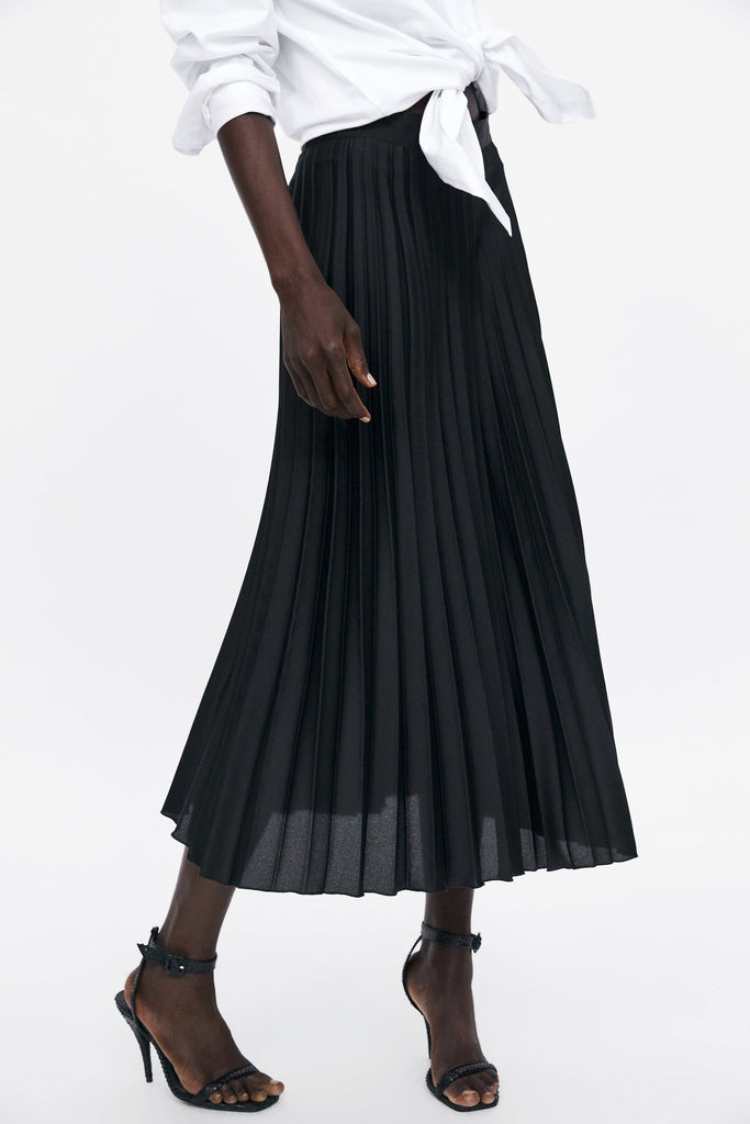 eid black skirt