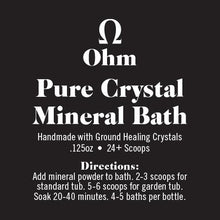 Load image into Gallery viewer, SpringH2O • Mineral Bath