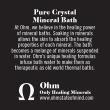 Load image into Gallery viewer, Wellness • Healing Mineral Bath