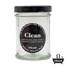 Load image into Gallery viewer, Clean • A Detoxifying Holistic Mineral Bath