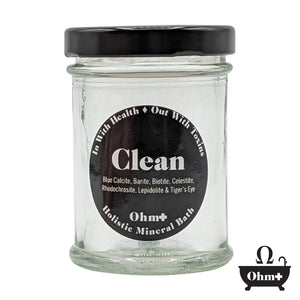 Clean • Detoxifying Mineral Bath