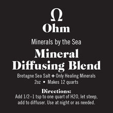 Load image into Gallery viewer, Mineral Diffusing Blend ❖ Catch & Release  Anti-Viral