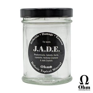 JADE  玉  Joints • Arthritis • Damage • Erosion