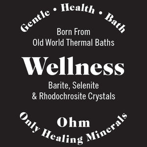 Wellness • Healing Mineral Bath