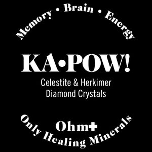 KA-POW! ✚  Smart•Brain•Memory  Remedy