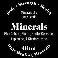 Load image into Gallery viewer, Minerals • Holistic Mineral Bath