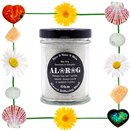 Mineral Diffusing Blend ❖ Allergy