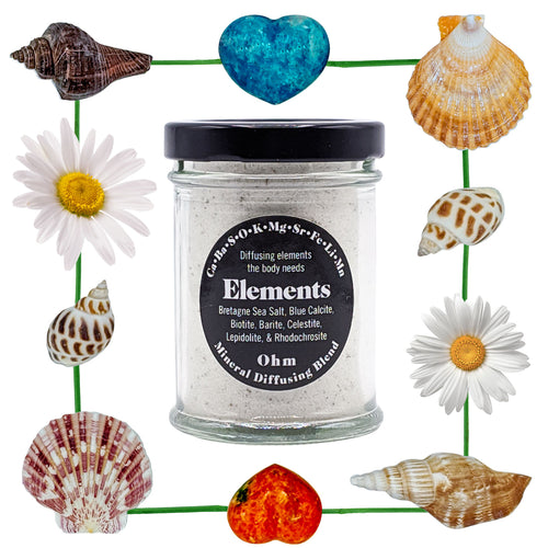 Mineral Diffusing Blend ❖ Elements