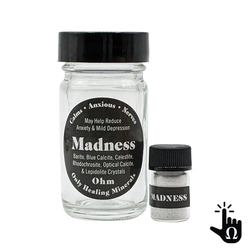 Madness • Anxiety Remedy