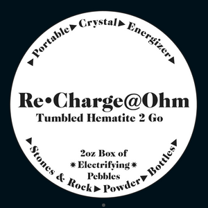 ReCharge • Crystal & Remedy Charger