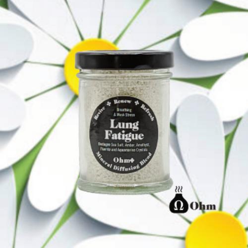 Mineral Diffusing Blend ❖ Lung Fatigue