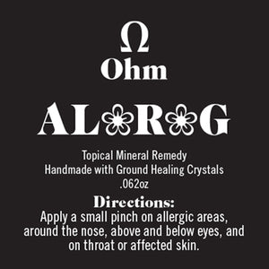 AL❀R❀G • Allergic Reaction Topical Blend