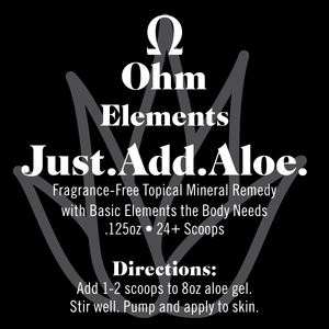 Just.Add.Aloe  🌱 Elements epiVibe™️ System