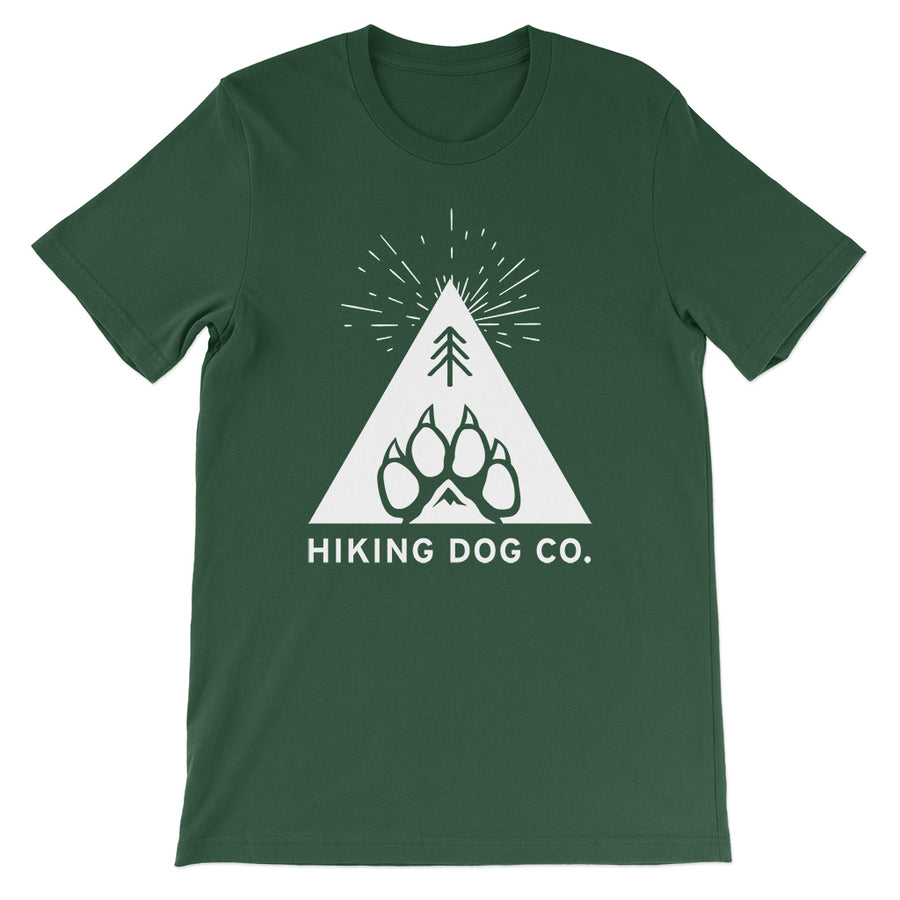Black Hiking Dog Co. Logo Shirt | Hiking Dog Co.