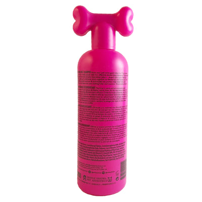 Pet Head Dirty Talk Deodorizing Shampoo for Dogs Label View