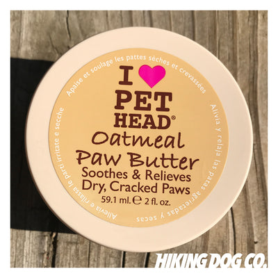 Pet Head Oatmeal Paw Butter, 2 oz.