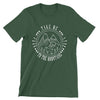 Forest Green Take Me To The Mountains T-Shirt | Hiking Dog Co.