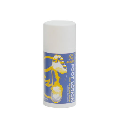 Angel Foot Lotion - 2,000 mg