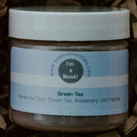 Green Tea Eye Mask