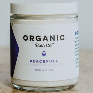 Organic Bath Co - Peacefull