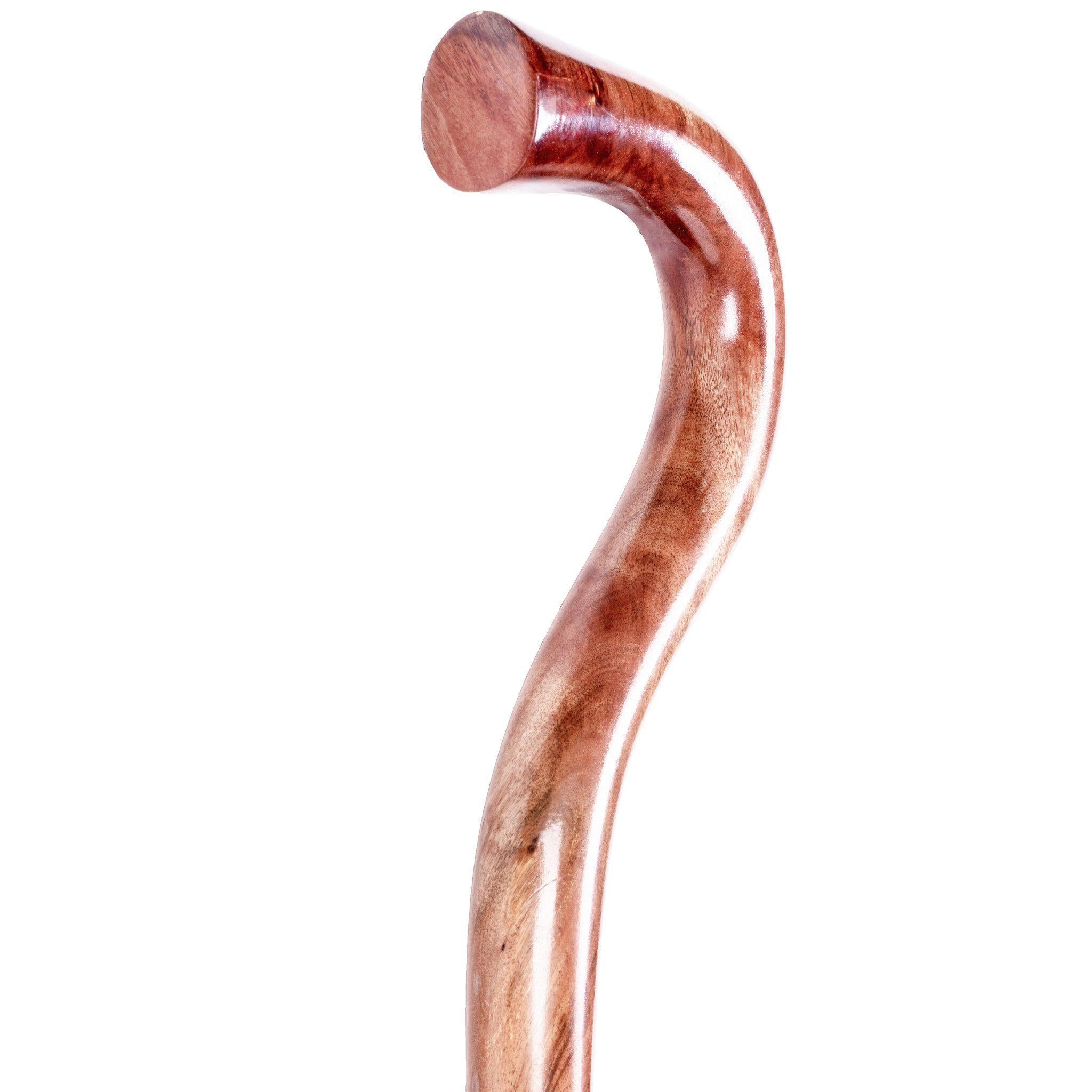 Walking Cane - Limited Edition - 11.5cm Length x 89.5cm Height - Pemphis Acidula - Mahajati