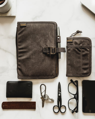 LOCHBY Field Journal and Pocket Journal