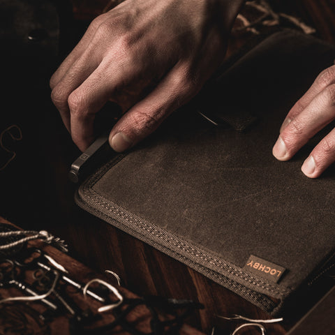LOCHBY Field Journal for daily journaling practice