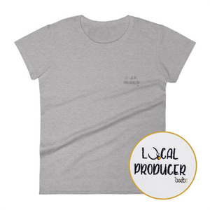 T-shirt brodé - LOCAL PRODUCER - Boobz