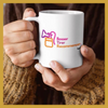 Mug - BOSSER TIRER RECOMMENCER - Boobz Shop