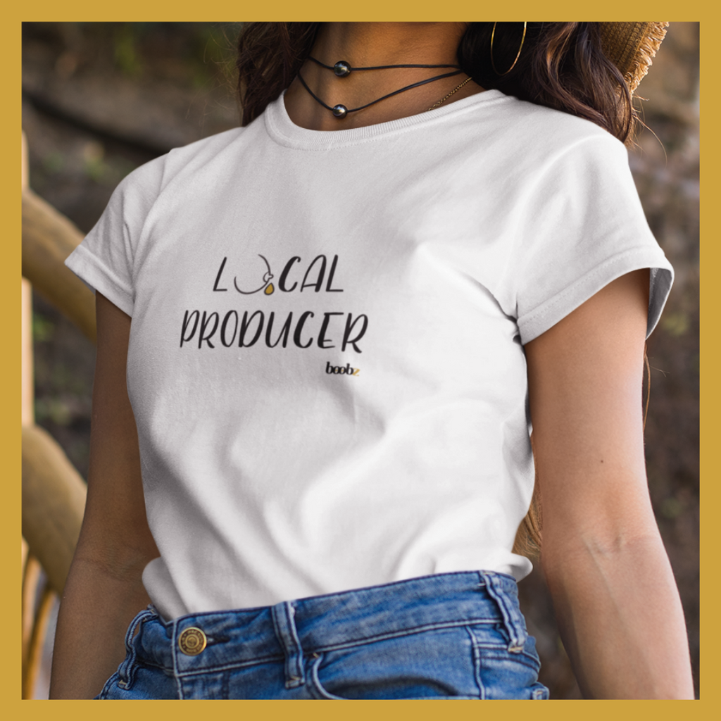 T-shirt - LOCAL PRODUCER