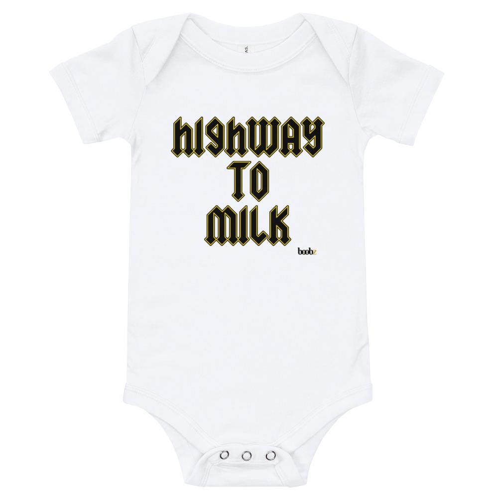 Body - HIGHWAY TO MILK - Boobz