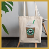 Tote bag - BOOBZ COFFEE - Boobz Shop