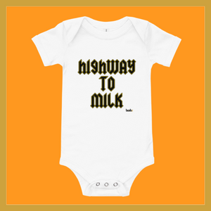 Body - HIGHWAY TO MILK - Boobz Shop