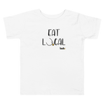 T-shirt enfant - EAT LOCAL - Boobz